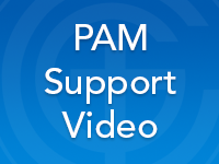 PAM Support Video
