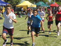Athletics Day Tuesday 1st April
