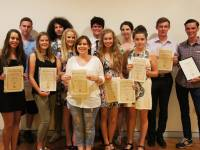 2014 VCE High Achievers Awarded