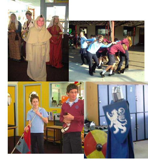 Picture: 'Medieval Day' Program