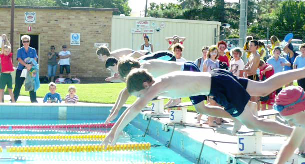 Picture: Swimming Sports 2011