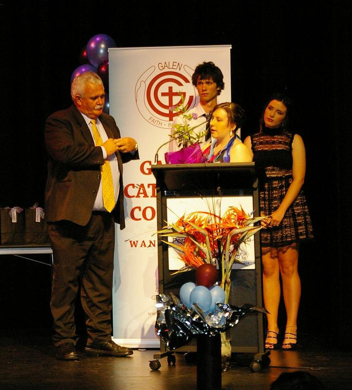 Picture: Yr12 Graduation Evening
